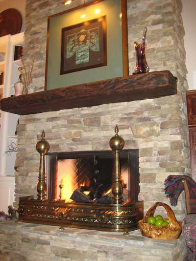 mantel renovation projects